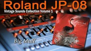 Roland (Boutique) JP-08 Demo Depeche Mode Big Muff