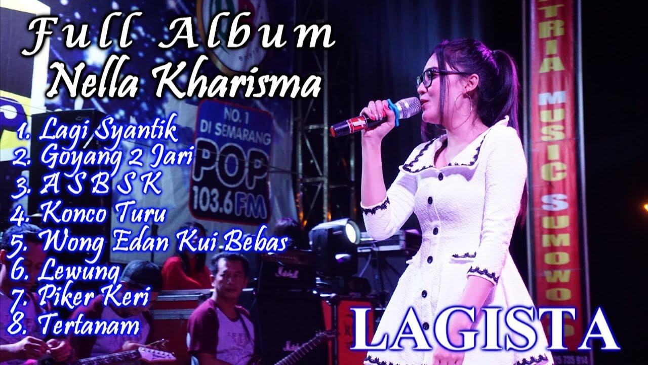dan kasetnya di Toko Terdekat Maupun di  iTunes atau Amazon secara legal p1nkyy.blogspot.com  Campursari Nella Kharisma