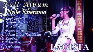 Gambar cover Full Album Nella Kharisma Spesial cover Lagi Syantik ( Siti Badriah ) Dangdut Koplo Terbaru