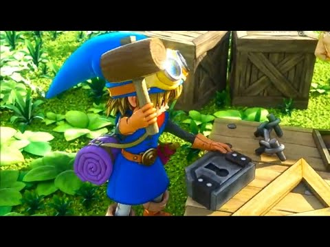 Видео № 1 из игры Dragon Quest Builders (Б/У) [Nswitch]
