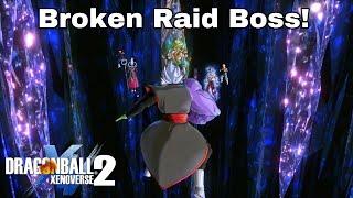 NEW Fused Zamasu 5v1 Crystal Raid Boss! Dragon Ball Xenoverse 2