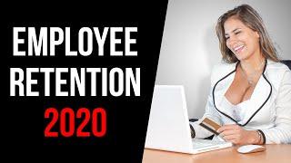 Employee Retention Strategy in 2020 | Entrepreneurship 101