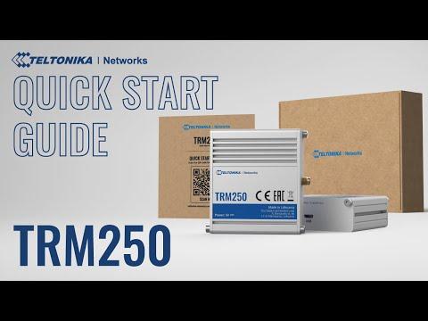 4G Industrial Modem Teltonika TRM 250