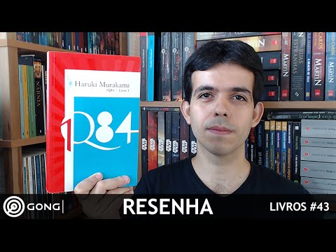 RESENHA - 1Q84 LIVRO 3