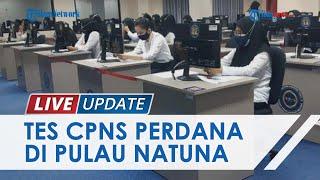 Berlangsung 15 Hari, Tes SKD CPNS 2021 di Kabupaten Natuna Terapkan Empat Sesi Ujian per Hari