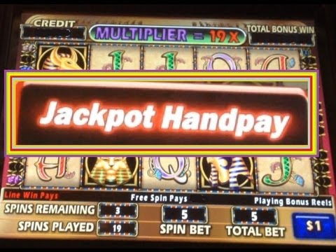 Biggest slot machine payout in history