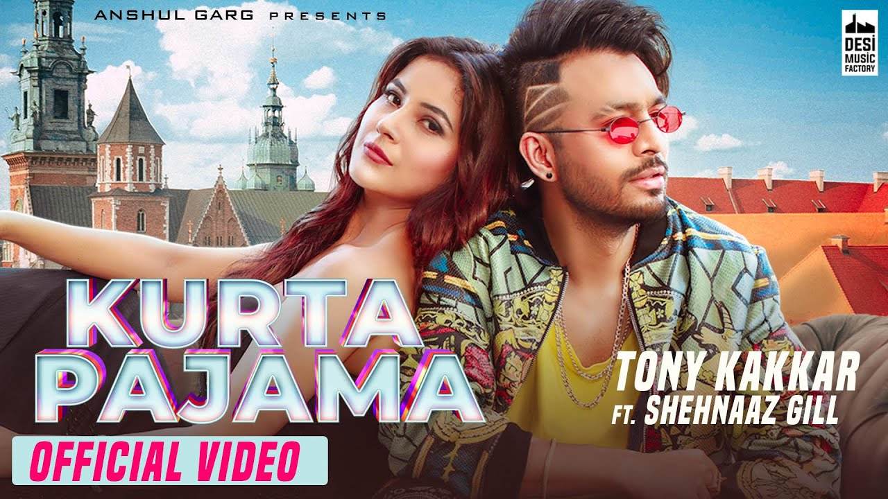 Kurta Pajama Song Lyrics (Tonny Kakkar) – Download Free Lyrics PDF