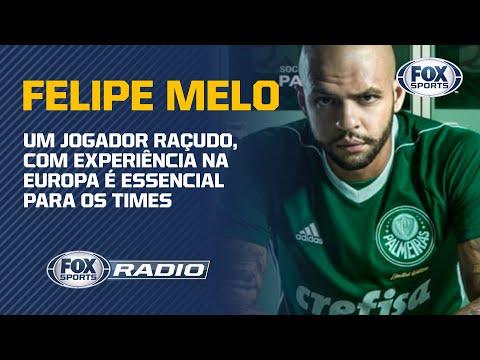 TODO TIME PRECISA DE UM 'FELIPE MELO'? | FOX Sports Rádio