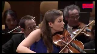 JANINE JANSEN - Mendelssohn Violin Concerto in E minor / Mariss Jansons