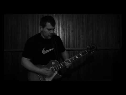 Slow Blues - Blues Rock Guitar Marco Maenza