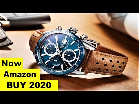 7 Best Tag Heuer Watch For Men Buy in 2018