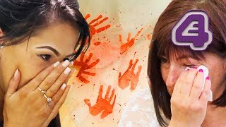 Bride & Mum Are Devastated By Horror Themed Bloody Dress! | Dont Tell The Bride