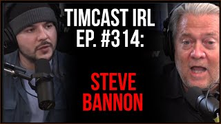 Timcast IRL - GameStop Stock Apes WIN, Hedge Fund COLLAPSES w/Steve Bannon