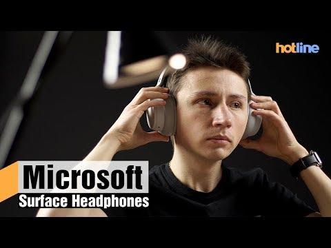 Фото Что не так с беспроводными наушниками Microsoft Surface Headphones?