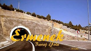 preview picture of video 'Ermenek -  BARAJ YOLU -  2013'