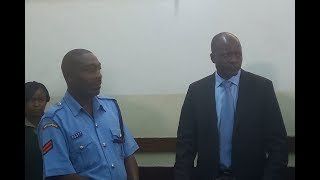 It's back to the cells for Obado - VIDEO