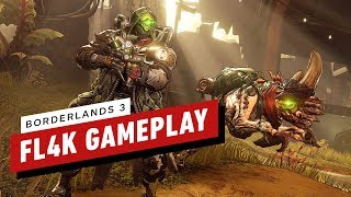 11 Minutes of FL4K Gameplay in Borderlands 3 - IGN First