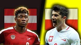 Austriacy BOJĄ SIĘ POLSKIEJ SIŁY ATAKU.. Eliminacje Do Euro2020