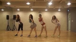 걸스데이 - 반짝반짝 안무 영상 Girl's Day - Twinkle Twinkle Dance Practice Video
