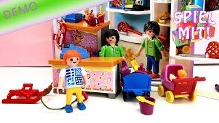 Der eigene Spielzeugladen - Playmobil 5488 Demo