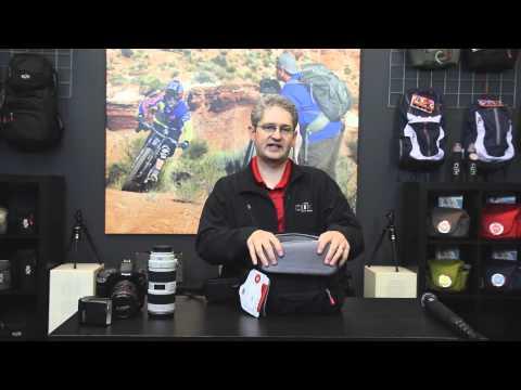 Reporter - Photo Journalist SLR Carrier from Clik Elite