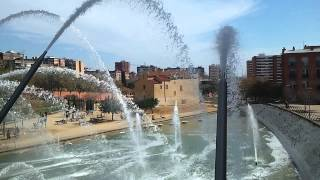 preview picture of video 'Parc Central de Nou Barris (Barcelona)'