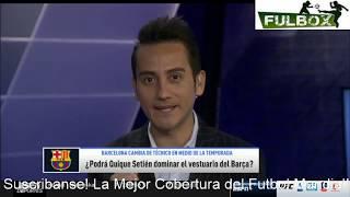 Liga MX ENCUBRIÓ Casos de Dopaje- Quique Setién DOMINARÁ a Leo Messi en Barcelona- Jorge Ramos