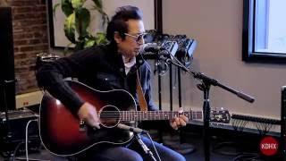 "Alejandro Escovedo ""Heartbeat Smile"" Live at KDHX 11/13/16"