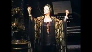 Sunset Blvd - Betty Buckley ACT ONE