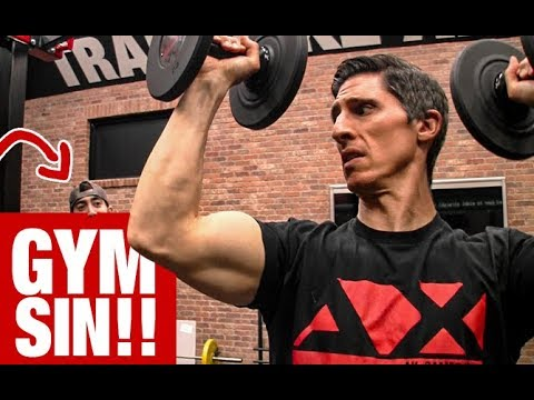 WARNING: Gym Sins You DON'T Want to Make!
