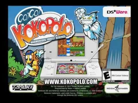 Go! Go! Kokopolo - Official US Gameplay Trailer thumbnail