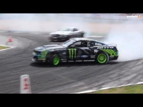Formula Drift Manufacturer's Championship at Road Atlanta