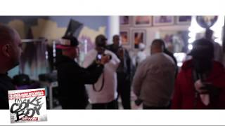 "Chinx Drugz - I'ma coke Boy remix ( Ft. Rick Ross, Diddy & French Montana) ""Behind The Scenes"""
