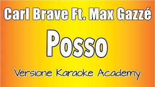 Karaoke Italiano   Carl Brave Ft. Max Gazzè   Posso