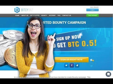 BITCY - 200$ qazanmaq shansi.  PUL ODEYIR !!!
