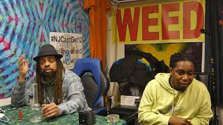 Get On The Cannabus Episode 23 NJ Weed Legalization feat. Dioh Williams (@whoisdioh)