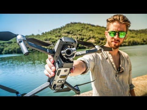 DJI MAVIC 2 ZOOM REVIEW - The SUPREME drone!