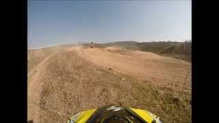 preview picture of video 'Kawasaki kx 125 /2002 - Motocross Park Ajka'