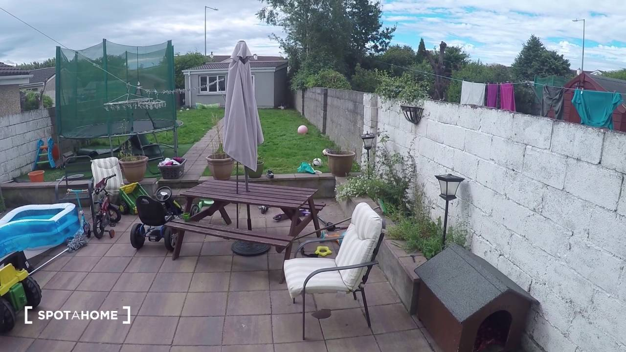 room with ensuite bathroom to rent - Kilnamanagh, Dublin