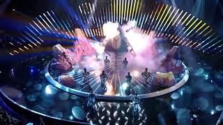 BANG BANG/Ariana Grande (Break Free) Nicky Minaj (Anaconda) Presentación 2014