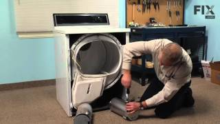 Maytag Dryer Repair – How to replace the Heating Element - 240V