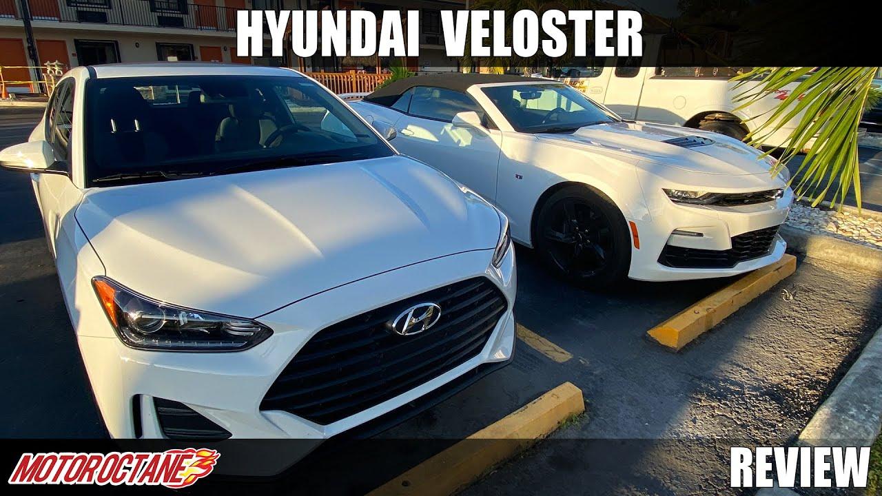 Motoroctane Youtube Video - Hyundai i30 ki sporty cousin - Veloster | Hindi Review | MotorOctane