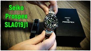 Seiko Prospex SLA019J1 Marinemaster Limited Edition Diver (8L35) Taucheruhr Clock Watch