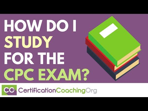 How Do I Study for the CPC Exam? - YouTube