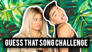 Guess that song Challenge - feat. My sister