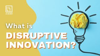 Francisco Santolo: What is Disruptive Innovation?