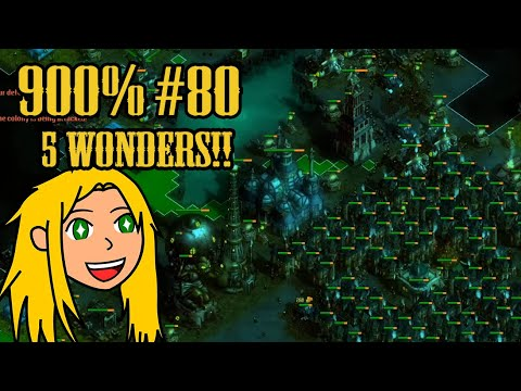 They Are Billions Survival - 900% - No Pause - Win #80