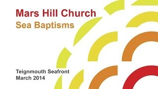 Sea Baptisms 2014