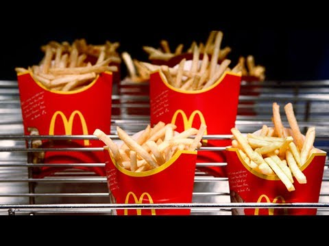 The Untold Truth Of McDonald's Fries
