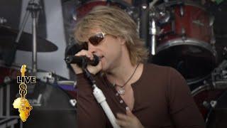 """Video thumbnail of """"Bon Jovi - Livin' On A Prayer (Live 8 2005)"""""""